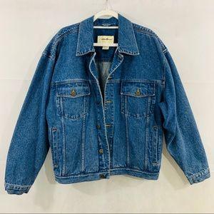 Eddie Bauer Men's Jean jacket size M
